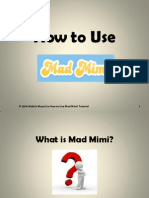 How to Use Mad Mimi