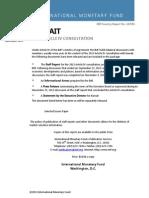 IMF Report on Kuwait 2013