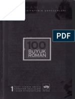 Abraham H. Lass - 100 Büyük Roman 1