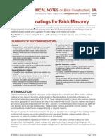 Brick Design Calculations