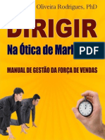 Livro DIRIGIR Na Ótica de Marketing - 2014