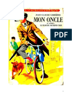IB Mon Oncle Carrière Jean-Claude (Illustrations de Jacques Tati)