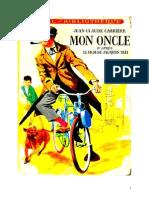 IB Mon Oncle Carrière Jean-Claude (Illustrations de Jacques Tati)