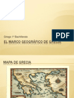El Marco Geogrc3a1fico de Grecia