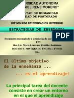 2. UNIDAD III - Estrategias de Enseñanza