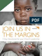 In the Margins Devotional