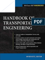 Handbook of Transpo - McGraw-Hill