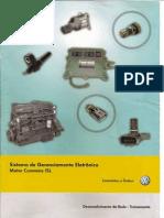 Sistema Gerenciamento Eletronico Cummins ISL