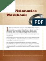 The Visionaries Workbook