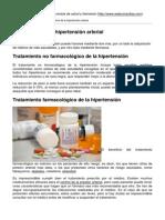 Webconsultas Revista de Salud y Bienestar - Tratamiento de La Hipertension Arterial - 2014-05-05