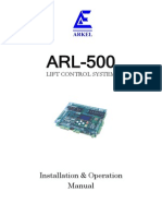 Arl-500 Installation & Operation Manual v18