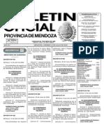 Argentina Mendoza 26693 Normas