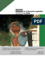 informe estado ambiental Rca. Argentina