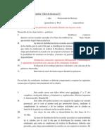Contrato Didáctico Taller IV TM