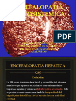 ENCEFALOPATIA PORTOSISTEMICA2014