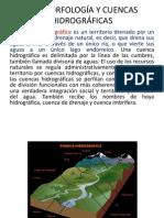 Geomorfología y Cuencas Hidrográficas