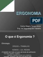 Introdução Ergonomia