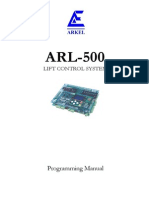 Arl-500 Programming Manual v19