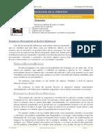 Psicologc3ada de La Atencic3b3n Tema 9