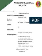 MONOGRAFIA ORIGINAL PARASITOLOGÍA.docx