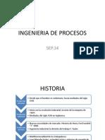 Ingenieria de Procesos