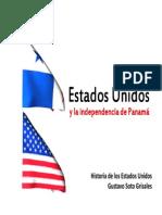 Unidad 8 EEUU y La Independencia de Panamá - Gustavo Soto