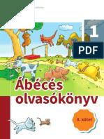 Abeces Olvasokonyv Tankonyv 1 2