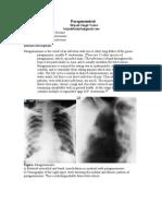 Parasitic disease(Paragonomiasis)