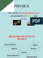 Physics Phenomena