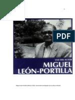 EL TIEMPO COMO ATRIBUTO DE LOS DIOSES. Miguel Leon Portilla.pdf