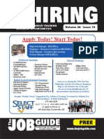 The Job Guide Volume 26 Issue 19