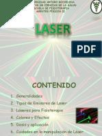 Presentacion de Laser