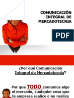 Comunicaci n Integral de Mercadotecnia 2011