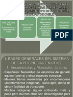 Síntesis Evolución de La Propiedad Rural en El Valle Del Puangue