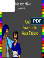 A Favorite Son Becomes a Slave Spanish