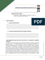 Guia de Aprendizaje Lenguaje 3m Semana 23 2014
