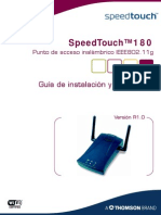Speed Touch 180