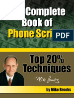 complete book of phone scripts