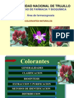 COLORANTES NATURALES 2014