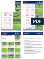 Football Vocabulary - The Game