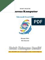 Modul Praktek Excel 2007