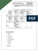 Procedimiento Para La Certificación Fitosanitaria de Uva Fresca de Exportación