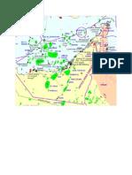 UAE Oil Fields