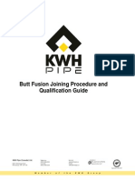 Butt Fusion HDPE