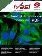 Bioteknologi Di Indonesia - Peluang & Tantangan