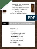 Informe F2