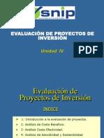 Gestion Proyectos Snip Unidad IV 2014 (1)