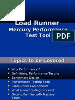 Mercury Performance Test Tool