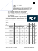 Fundations Publisher Cover Sheet Grade 1 2011