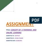 Athira assignment